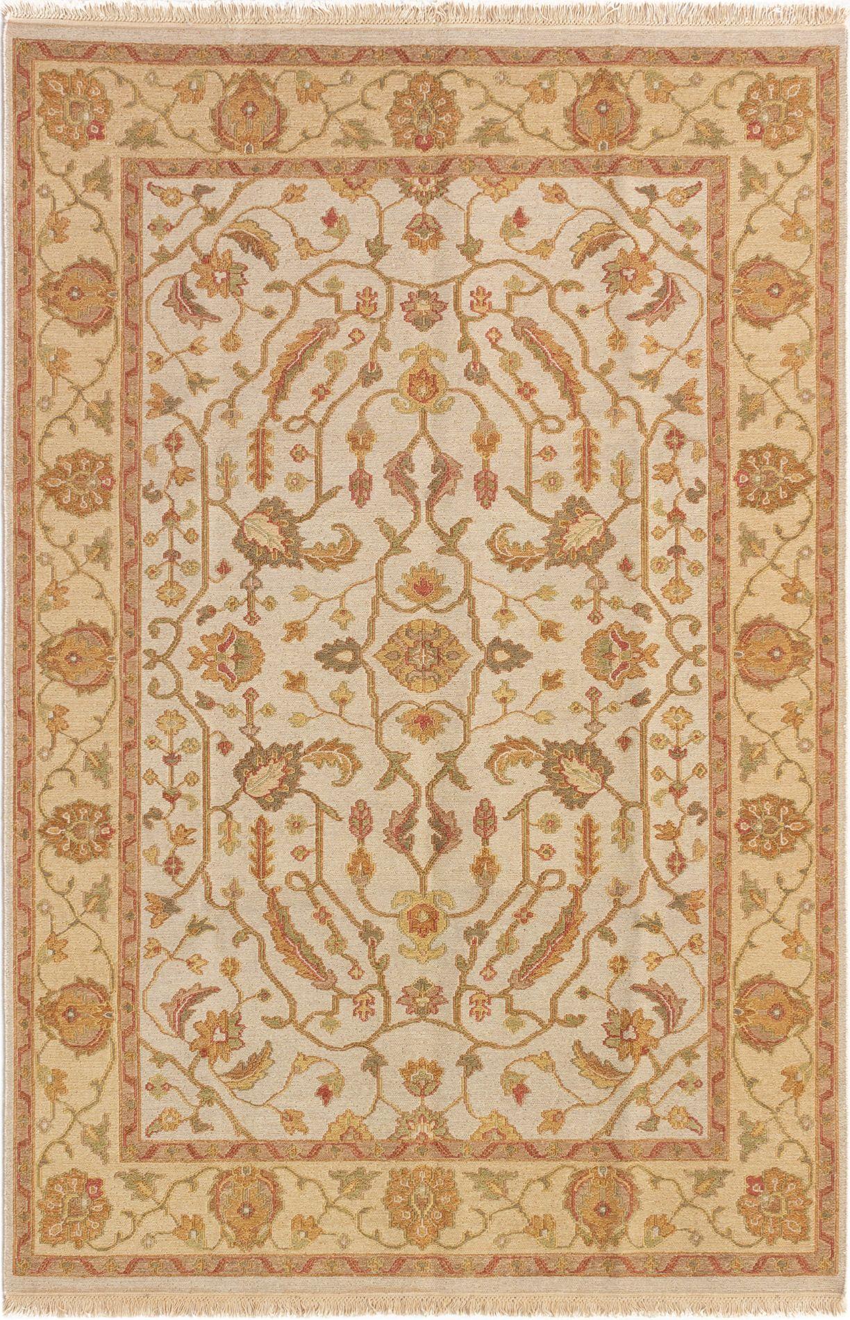 Tapestry   Cream   Wool
