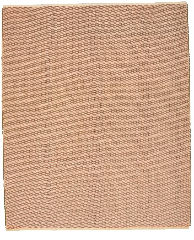 "Handmade Honeycomb III Dark Copper Cotton/Polyester Rug 8'2"" x 10'0"" Size: 8'2"" x 10'0"""