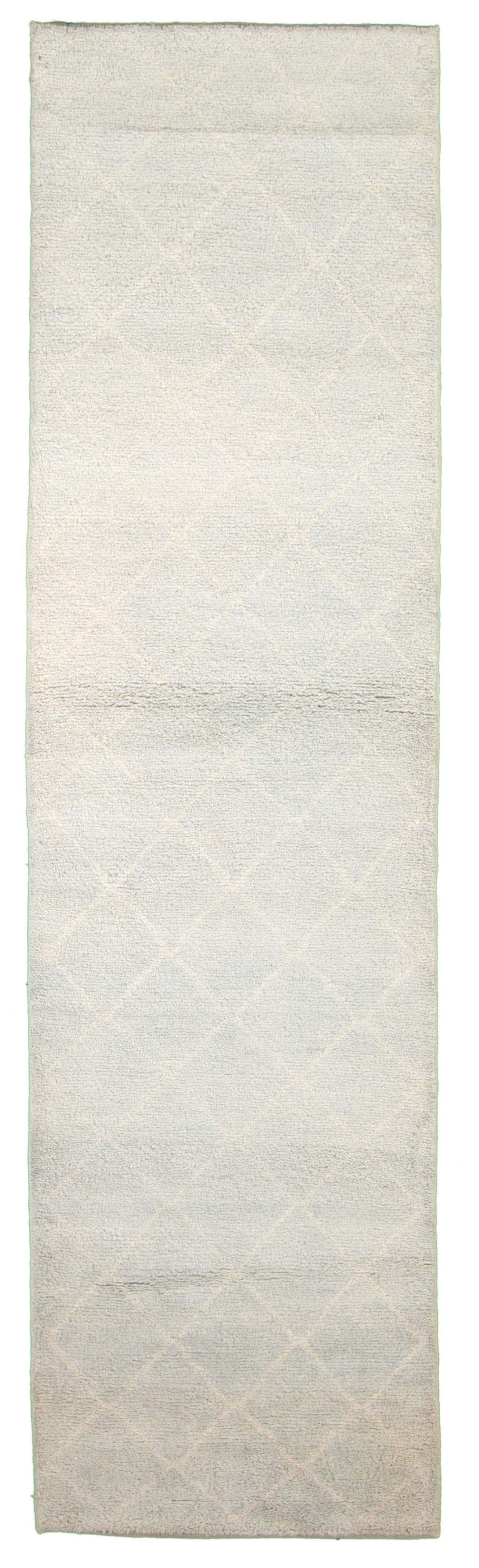 """Hand hooked Tangier  Rug 2'7"""" x 9'8"""" Size: 2'7"""" x 9'8"""""""