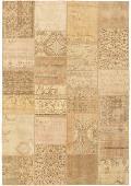 Ottoman Yama Patchwork